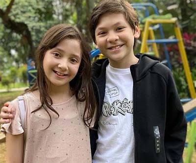 Kevin Bzezovski Taroreh dan Jameelah Saleem