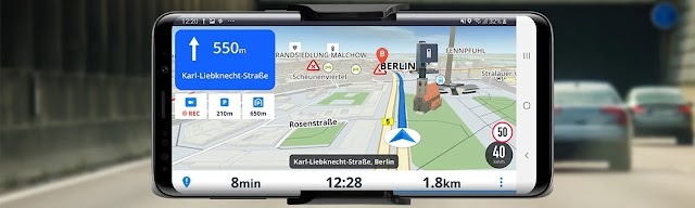 How Sygic navigation solutions use TomTom map and traffic - data to show drivers the way