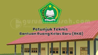 Petunjuk Teknis Bantuan Ruang Kelas Baru (RKB) Madrasah Tahun 2021