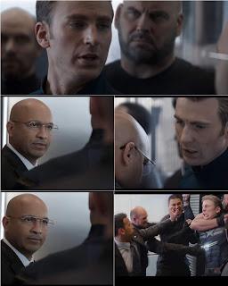 Captain America Funny Taklu Meme Template