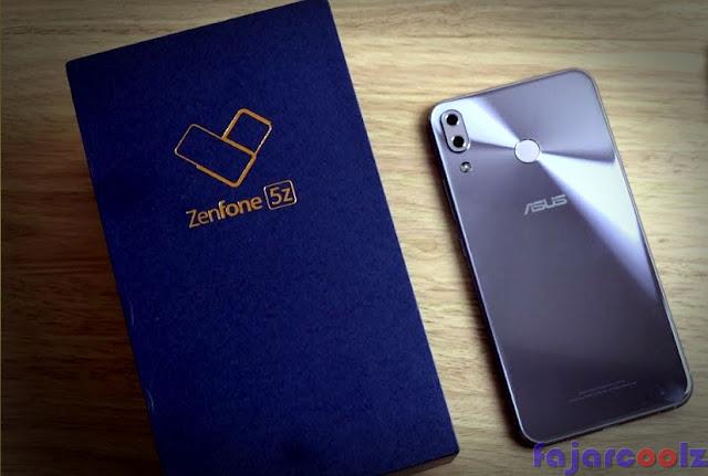 Review Hp Asus Zenfone 5Z 2018 Dari Harga dan Keunggulannya