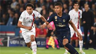 موعد مباراة ريال مدريد وباريس سان جيرمان ضمن دوري أبطال أوروبا