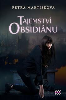 Tajemství obsidiánu (Petra Martišková, nakladatelství CooBoo), fantasy