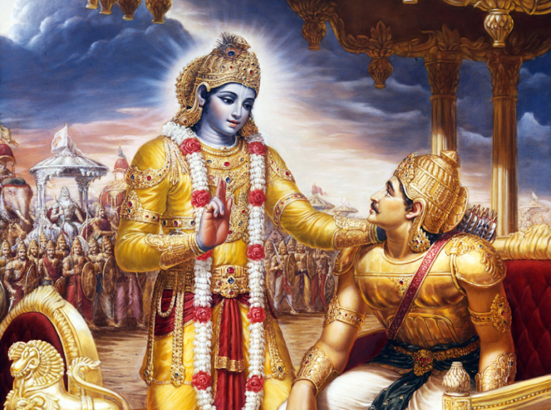 Life lessons each chapter of Gita teach us