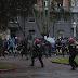 Detenidas seis personas por los incidentes provocados durante una protesta contra el mitin de Vox en Bilbao