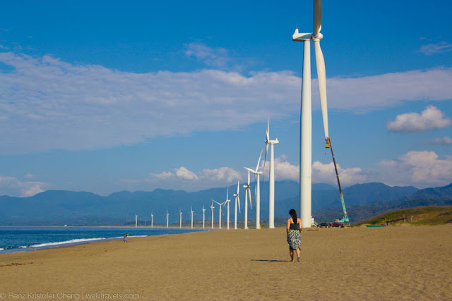 The Breathtaking Bangui Wind Farm, Ilocos Norte
