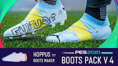 New Boots pack Season Update V4