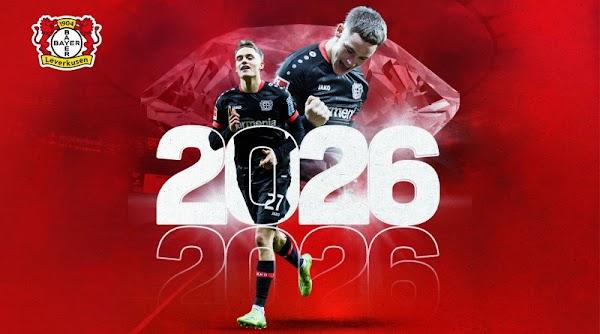 Oficial: El Bayer Leverkusen renueva a Wirtz hasta 2026