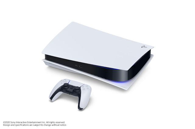Así es PlayStation 5: modelos y accesorios de lanzamiento