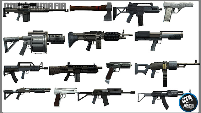 GTA 5 Weapons Aim Style Guns Sound For GTA San