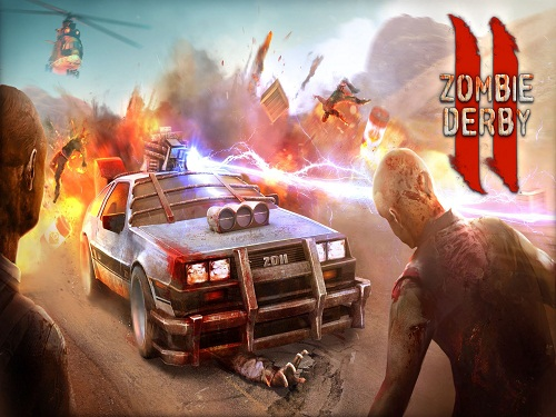 Zombie Derby 2 Game Game Free Download
