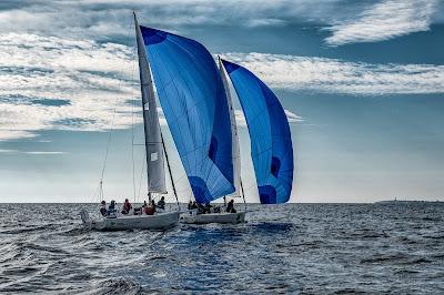 bord à bord avec La Rochelle