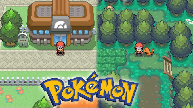 Pokémon Red Reloaded (NDS)