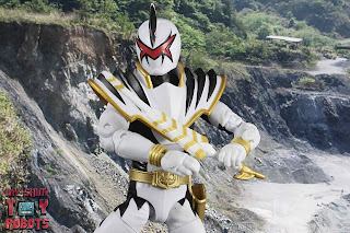 Power Rangers Lightning Collection Dino Thunder White Ranger 31