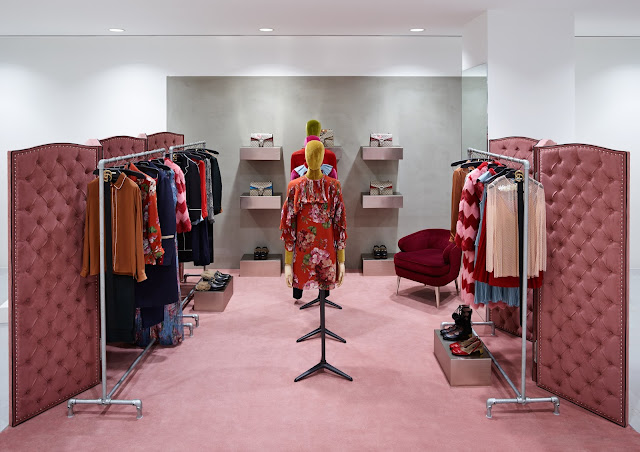 Gucci x Dover Street Market Global Collaboration