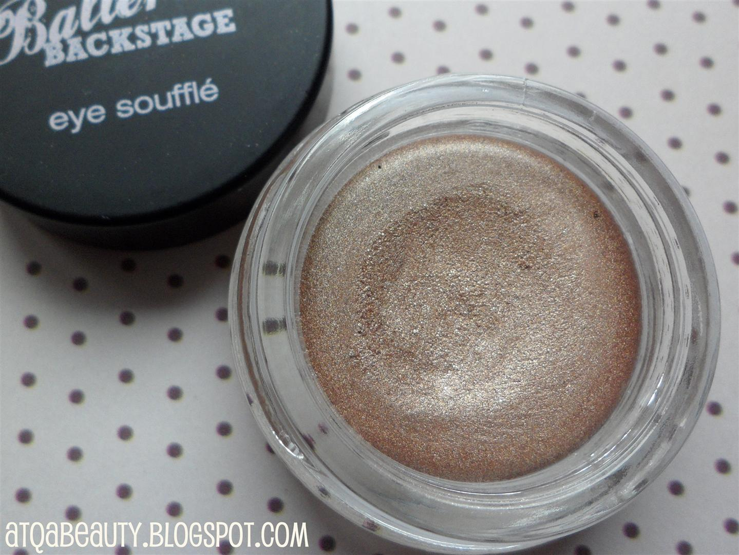 Essence, Ballerina Backstage LE, Eye Souffle, 02 Pas Des Copper