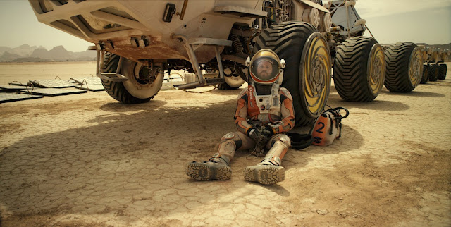 Review Film The Martian 2015