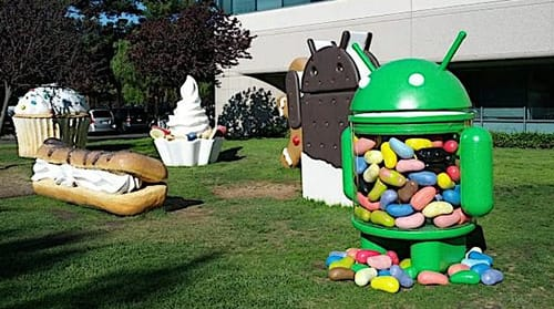 Google officially announces the end of Android Jelly Bean release