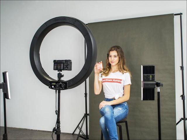Best Ring Light For Makeup Artist