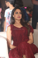 Pragya Jaiswal in Stunnign Deep neck Designer Maroon Dress at Nakshatram music launch ~ CelebesNext Celebrities Galleries 127.JPG