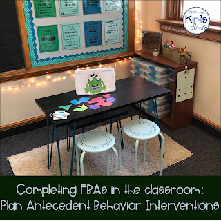 Completing Functional Behavior Assessments in Special Education