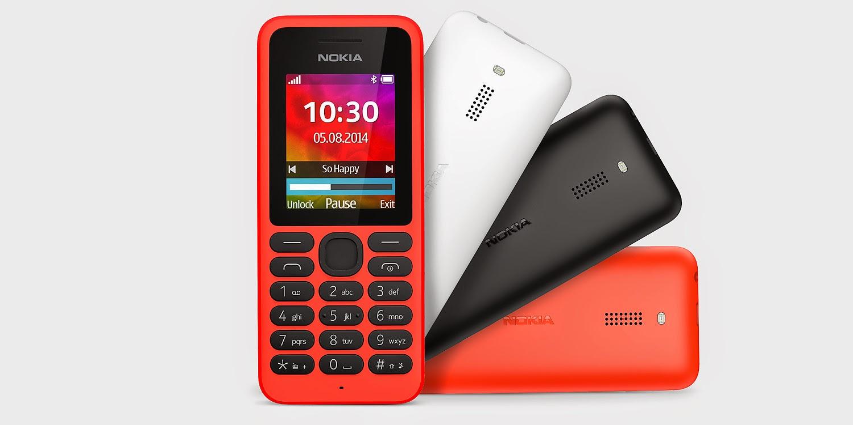 Harga Dan Spesifikasi Nokia 130 Dual Sim