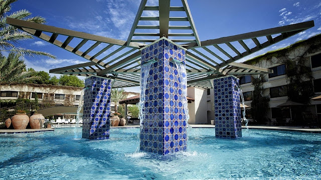 Beautifully reimagined to reflect the beauty, warmth and community spirit of the Sonoran Desert, The Scottsdale Resort at McCormick Ranch welcomes you to a secluded oasis. Where conversations flow and connections are made, you'll discover a AAA Four Diamond retreat for the senses.