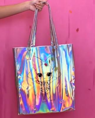 Блестящая сумка Лол