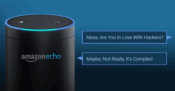 Alexa, Are You Spying On Me? Not Really, Maybe, It's Complex!