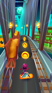 تحميل لعبة Subway Surfers مهكرة للاندرويد