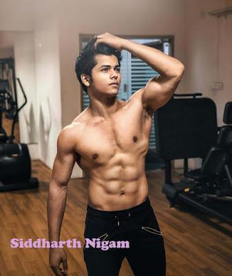 Siddharth nigam biography, Siddharth nigam girlfriend