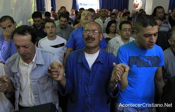 Cristianos de Argelia