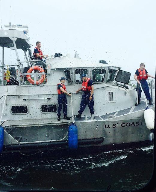STA Manasquan Inlet 47' Motor Lifeboat.