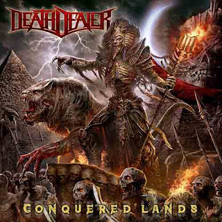 "Ο δίσκος των Death Dealer ""Conquered Lands"""