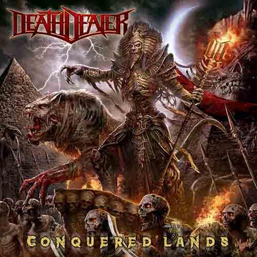 """Ο δίσκος των Death Dealer """"Conquered Lands"""""""