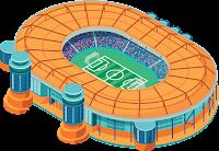 PES 2021 Stadium Hampden Park EURO 2020
