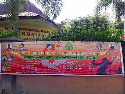 Dukungan Asian Games dari Kota Palu