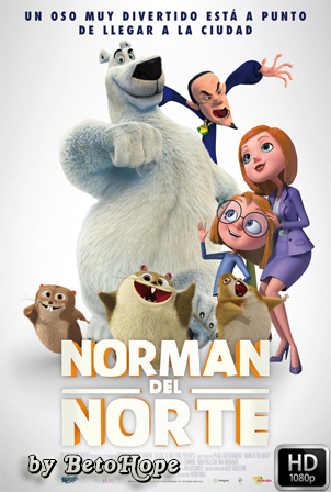 Norman del Norte [2016] [Latino-Ingles] HD 1080P  [Google Drive] GloboTV