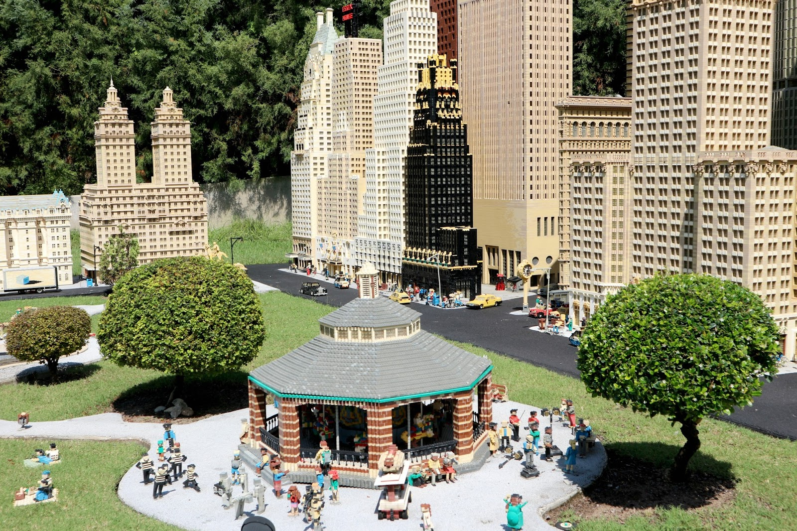 LEGOLAND Florida Miniland USA Review