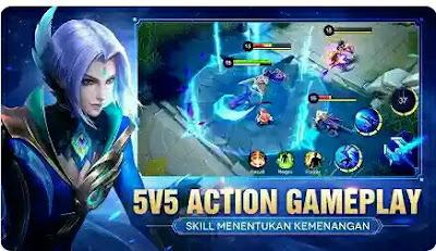 Game MOBA Android - Mobile Legend: Bang Bang