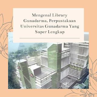 library gunadarma