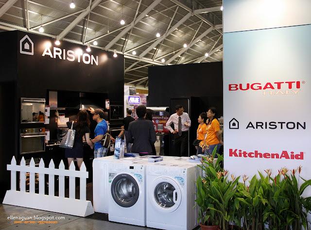 Ariston Kitchen Appliances Singapore