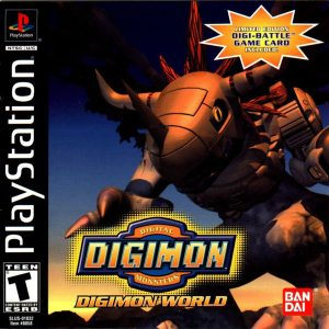 Download Digimon World - Torrent (Ps1)