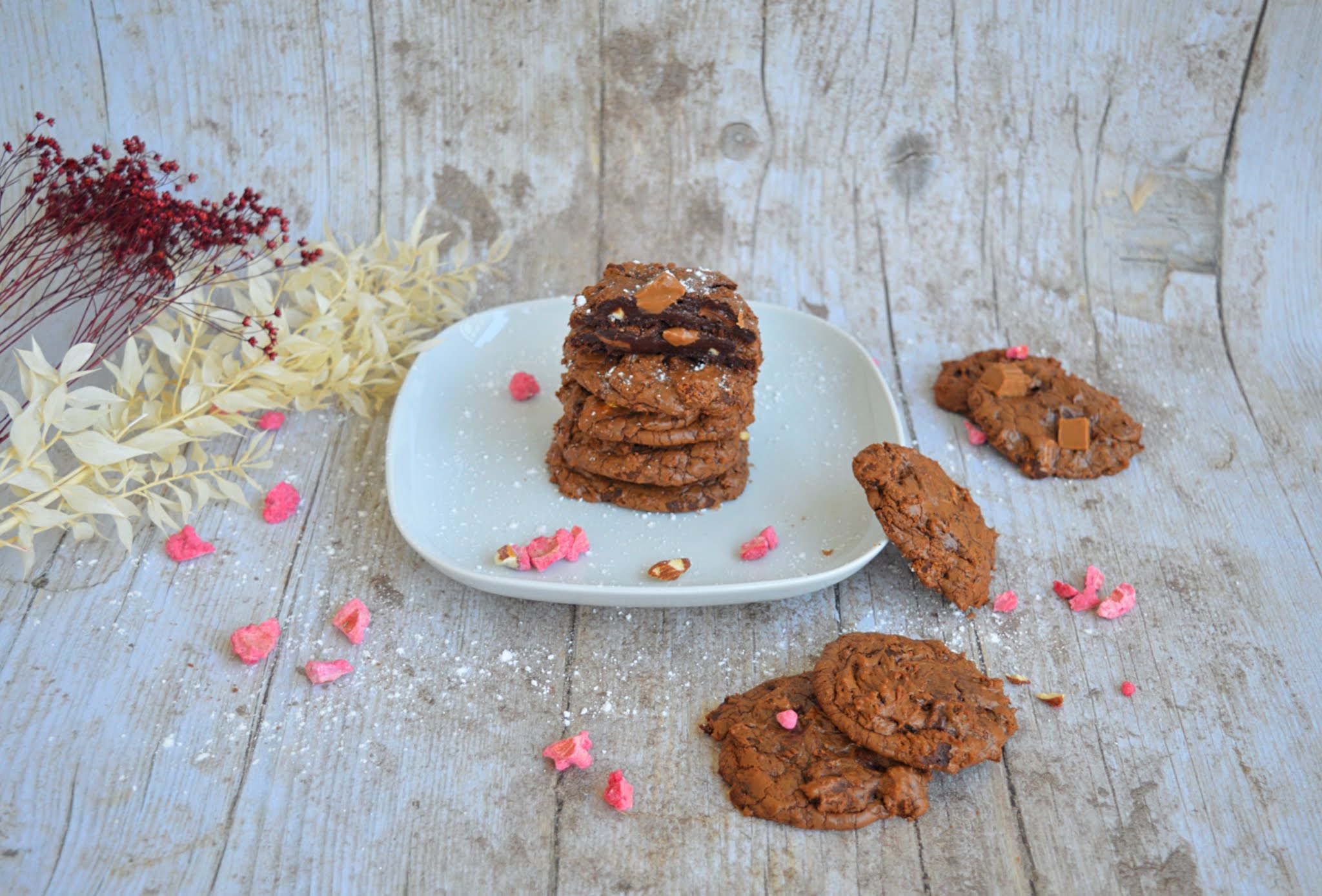Résultat focus cookies brownies