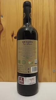 Vinos Betis: Quejío y Quiebro, DO Rioja, Reserva 2014