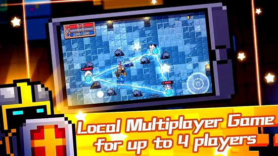Soul Knight Mod Apk For Android