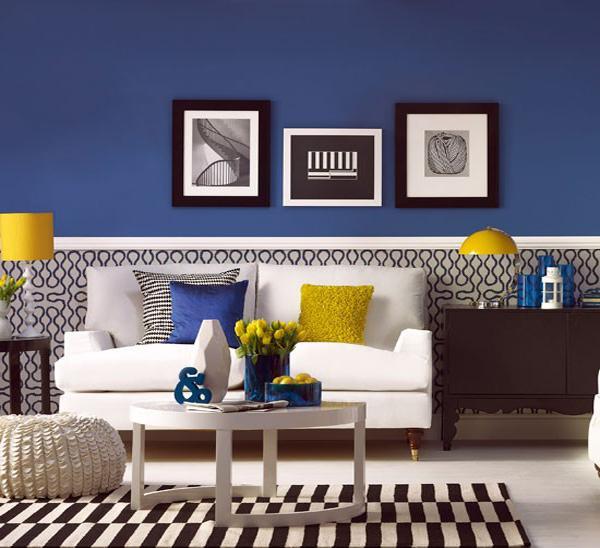 Inspirasi Dekorasi Ruang Tamu Unik Gambar John Lewis