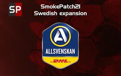 Swedish league pes21