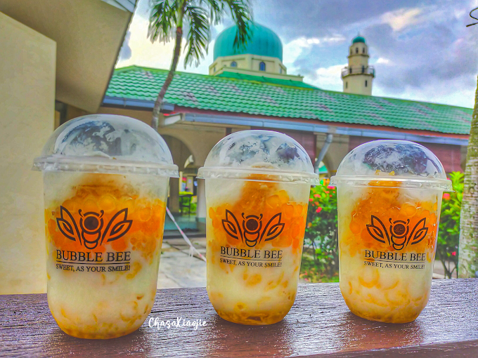 Review: Sedap Ke Air Bubble Bee Shuib?