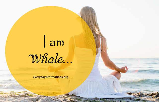 Affirmations for Health, Daily Affirmations, Affirmations for Women
